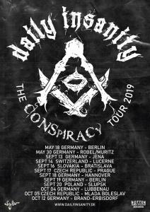 The Conspiracy Tour 2019